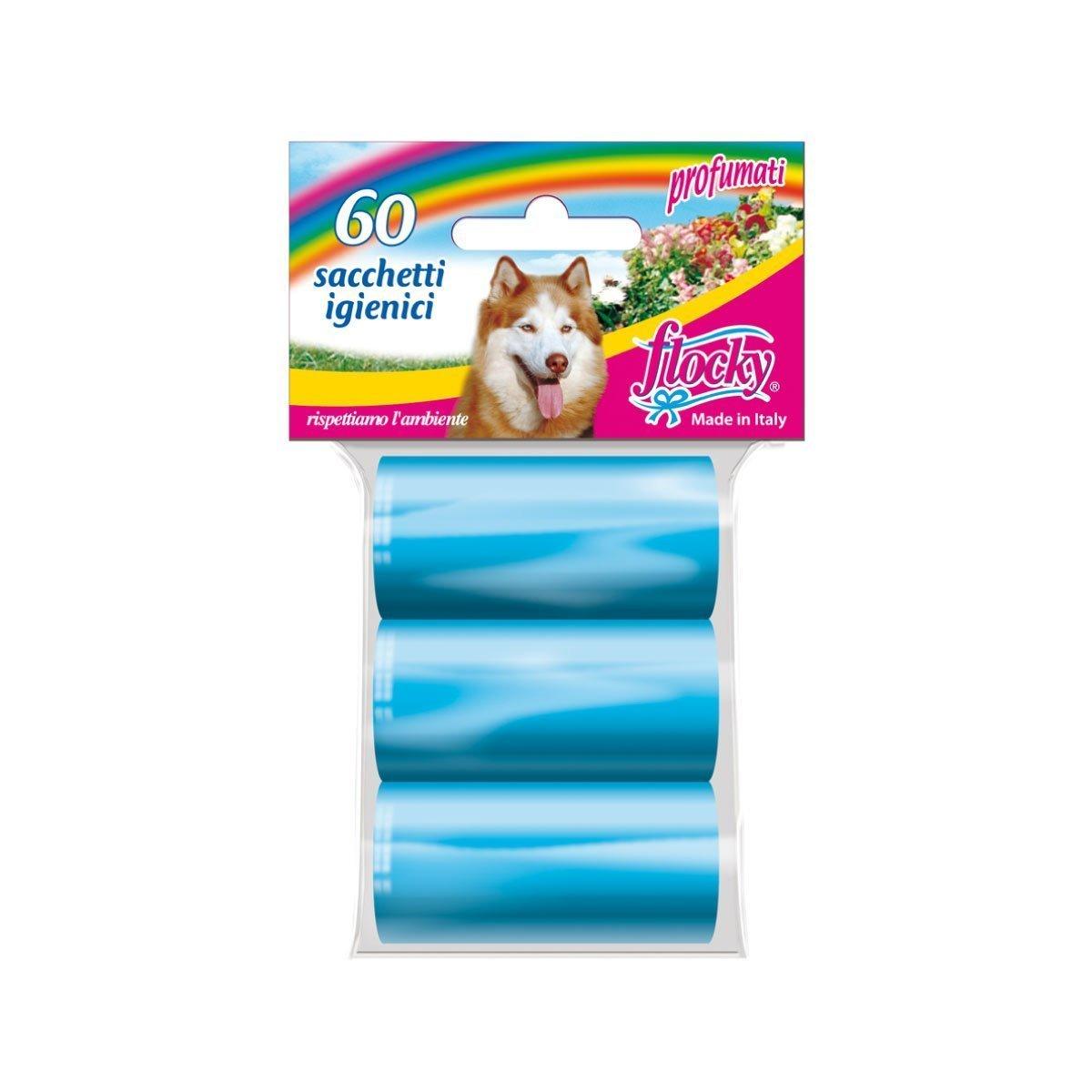Flocky | Sacchetti igienici per cani | Linea Color | art.016a