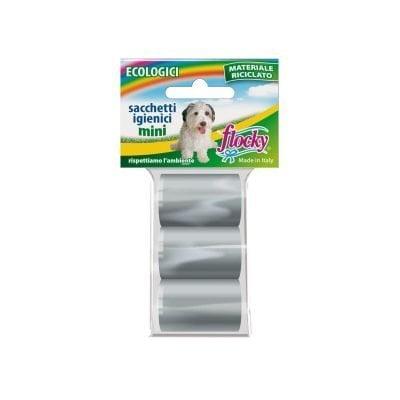 Flocky | Sacchetti igienici per cani | Linea Ecologica Riciclato | art.118