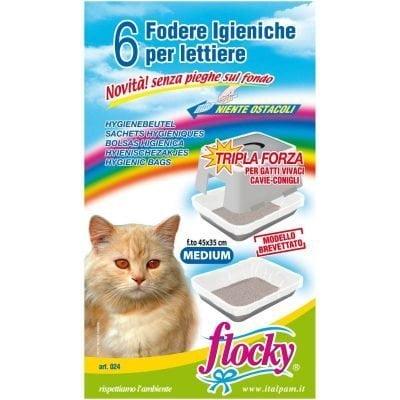Flocky | Fodere per lettiere gatti | art.024