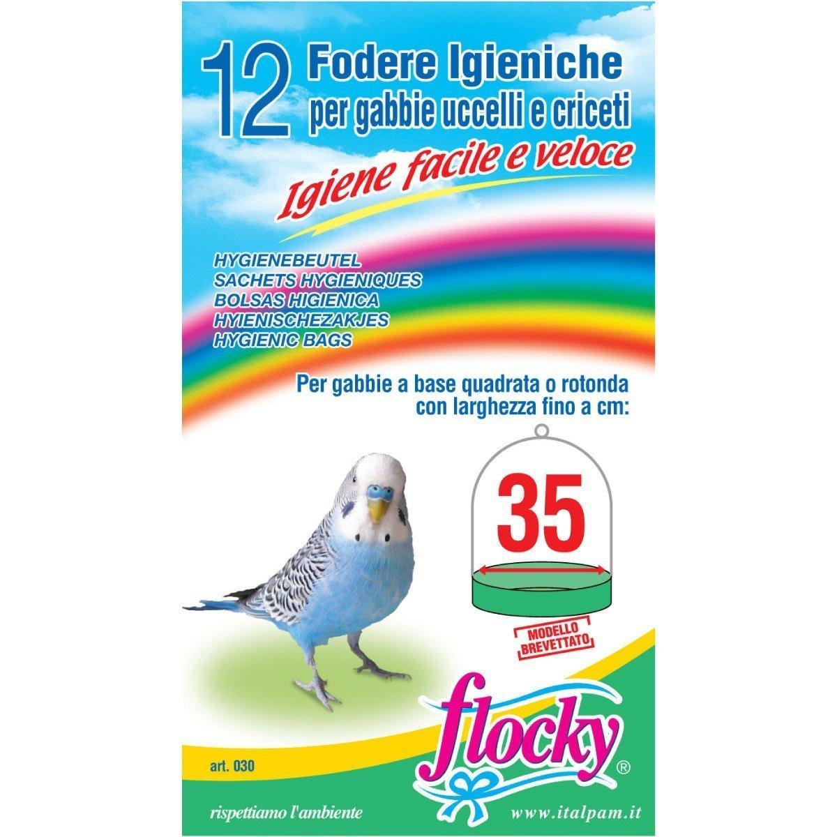 Flocky | Fodere per gabbie uccelli | art.030